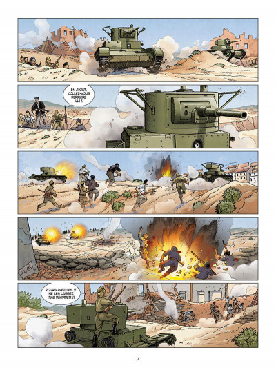 Page 7 Machines de guerre tome 4