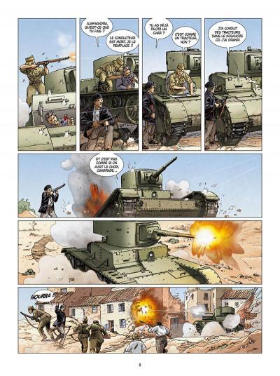 Page 8 Machines de guerre tome 4