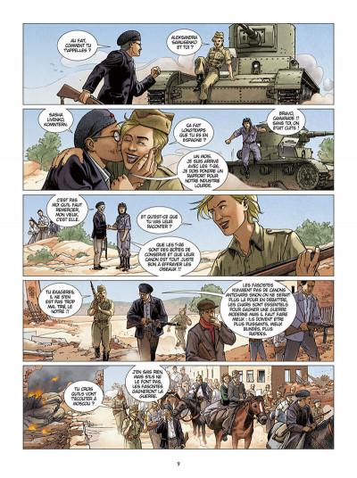 Page 9 Machines de guerre tome 4