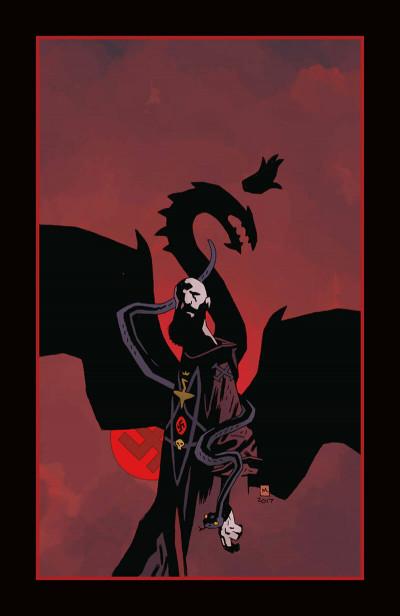 Page 2 Hellboy - dossiers secrets - Raspoutine