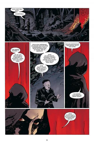 Page 6 Hellboy - dossiers secrets - Raspoutine