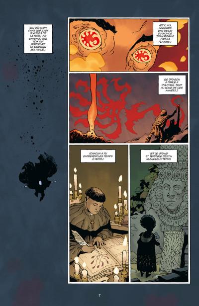 Page 7 Hellboy - dossiers secrets - Raspoutine