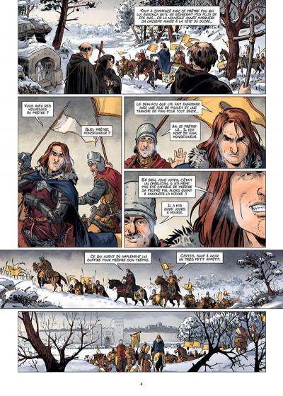 Page 4 Les reines de sang - Catherine Sforza, la lionne de Lombardie tome 1