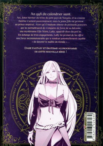 Dos World's end harem fantasy tome 1