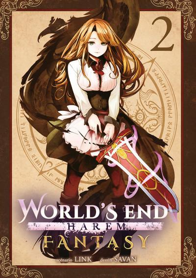 Page 1 World's end harem fantasy tome 2