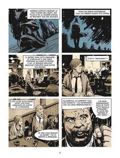 Page 6 La désobéissance d'Andreas Kuppler