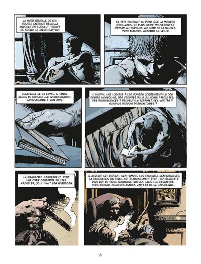 Page 8 La désobéissance d'Andreas Kuppler