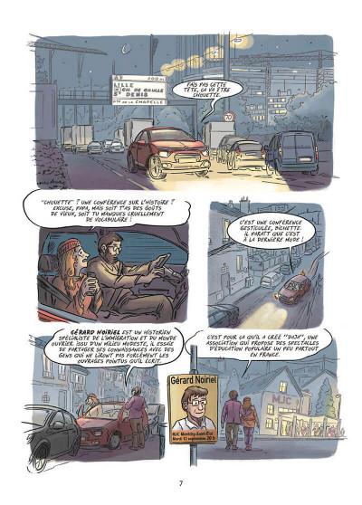 Page 7 Une histoire populaire de la France tome 1