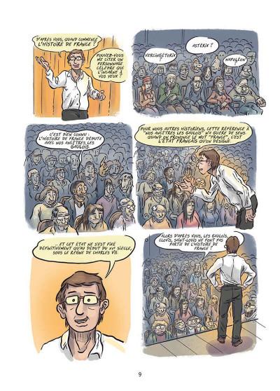 Page 9 Une histoire populaire de la France tome 1