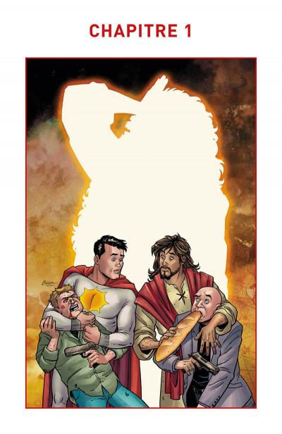 Page 4 Le retour du messie - verset 1