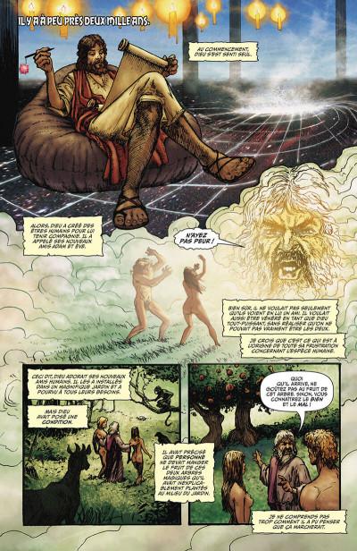 Page 5 Le retour du messie - verset 1