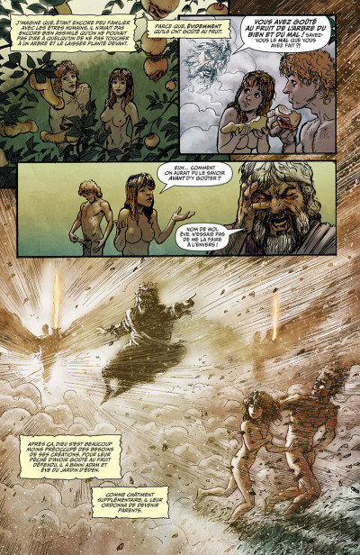 Page 6 Le retour du messie - verset 1
