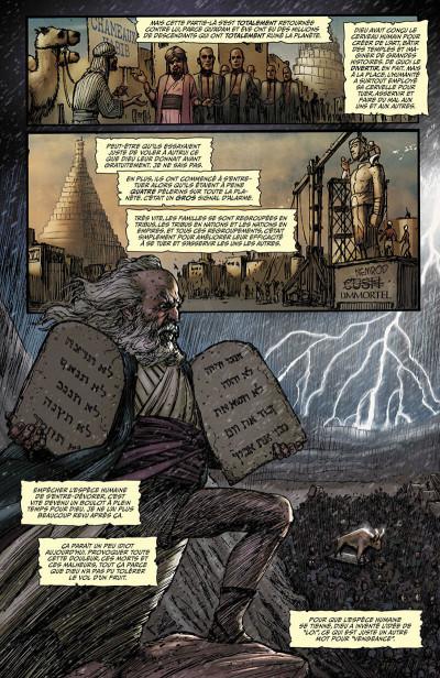 Page 7 Le retour du messie - verset 1