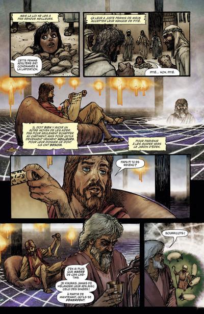 Page 8 Le retour du messie - verset 1