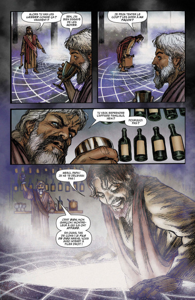 Page 9 Le retour du messie - verset 1