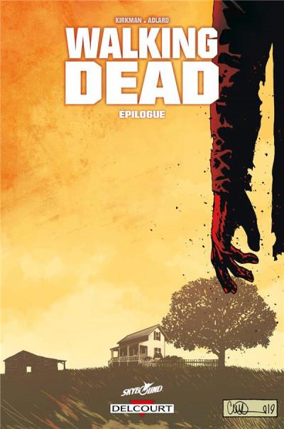 Couverture Walking dead tome 33