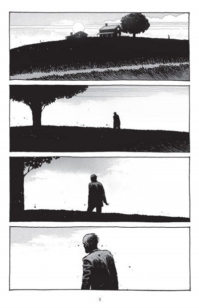 Page 1 Walking dead tome 33