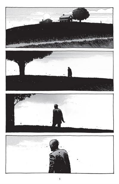 Page 1 Walking dead tome 33 + ex-libris offert