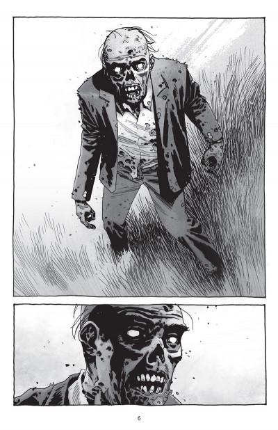 Page 2 Walking dead tome 33 + ex-libris offert