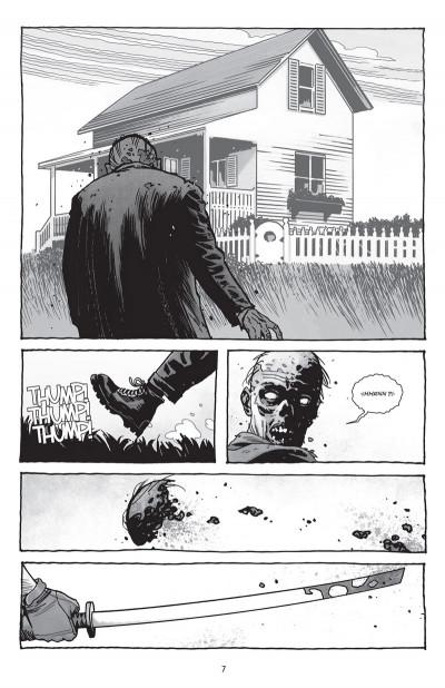 Page 3 Walking dead tome 33 + ex-libris offert