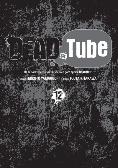 Page 1 Dead tube tome 12