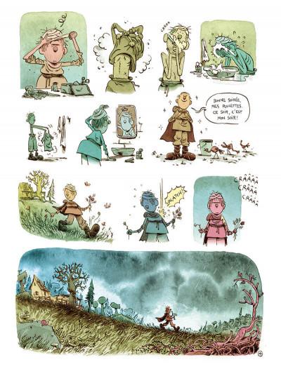 Page 6 L'homme qui courait après sa chance
