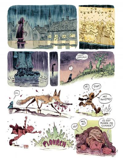 Page 7 L'homme qui courait après sa chance