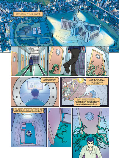 Page 5 Les mythics tome 11