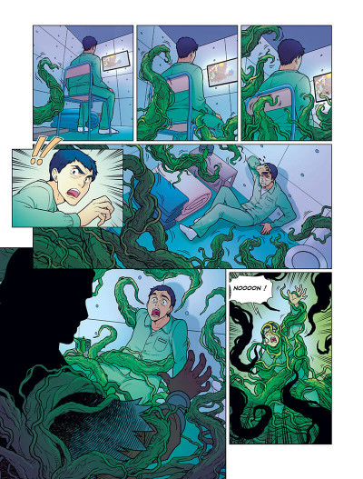 Page 6 Les mythics tome 11