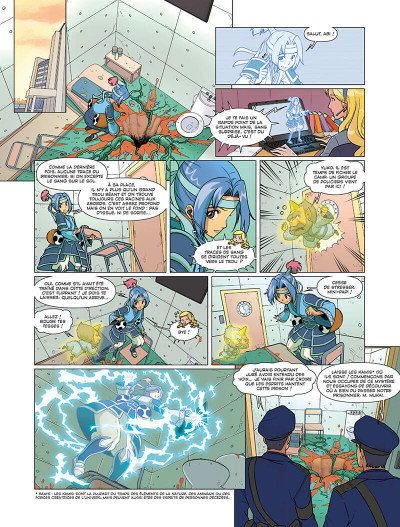 Page 7 Les mythics tome 11