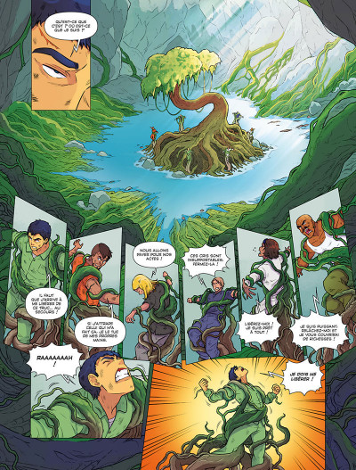 Page 8 Les mythics tome 11