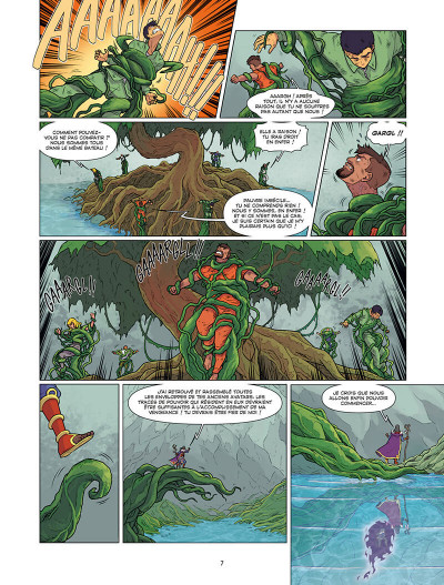 Page 9 Les mythics tome 11