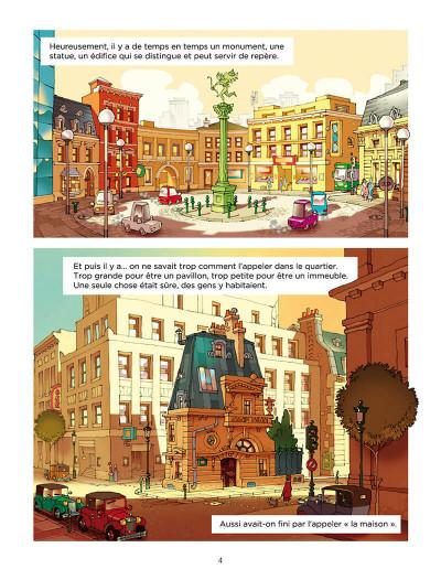 Page 4 La maison qui rêvait