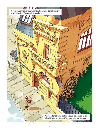 Page 5 La maison qui rêvait