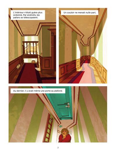 Page 7 La maison qui rêvait