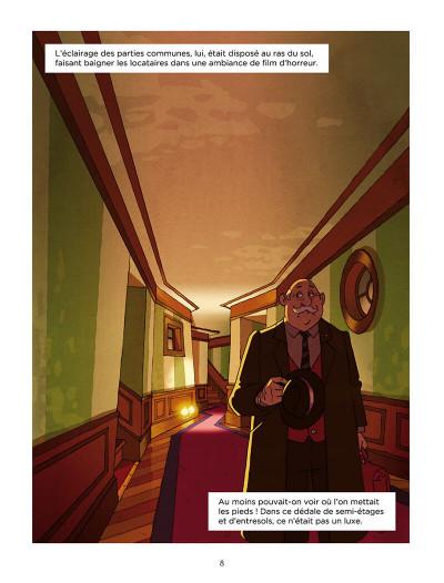 Page 8 La maison qui rêvait