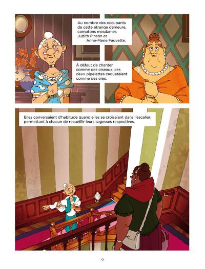 Page 9 La maison qui rêvait