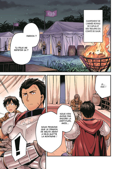 Page 1 A fantasy lazy life tome 7