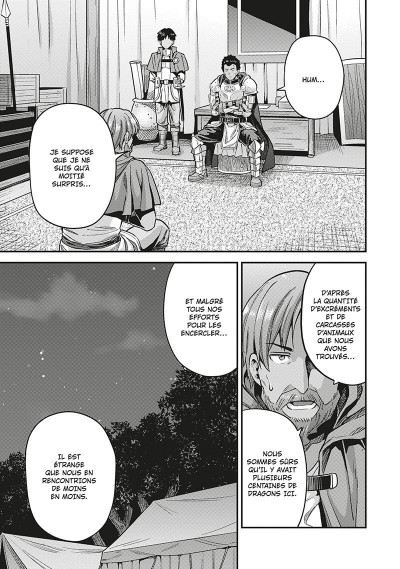 Page 5 A fantasy lazy life tome 7