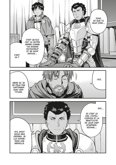 Page 8 A fantasy lazy life tome 7