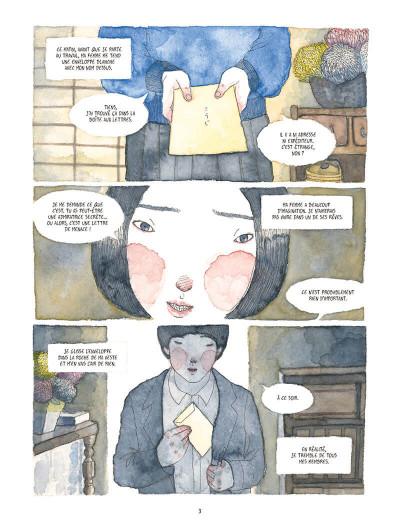 Page 3 Le songe du corbeau