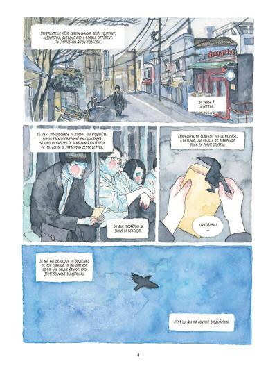 Page 4 Le songe du corbeau