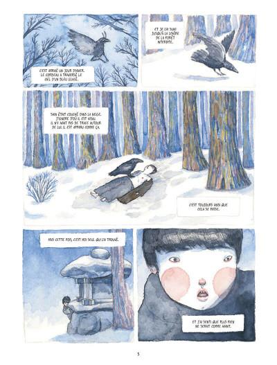 Page 5 Le songe du corbeau