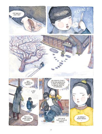 Page 7 Le songe du corbeau