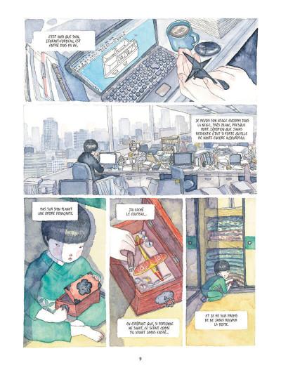 Page 9 Le songe du corbeau