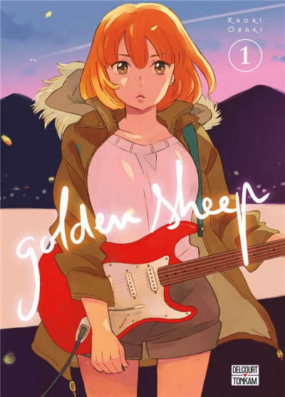 Couverture Golden sheep tome 1