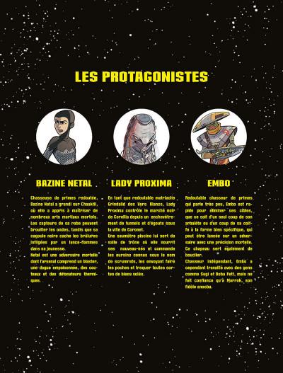 Page 2 Star wars - le vol du faucon millénium