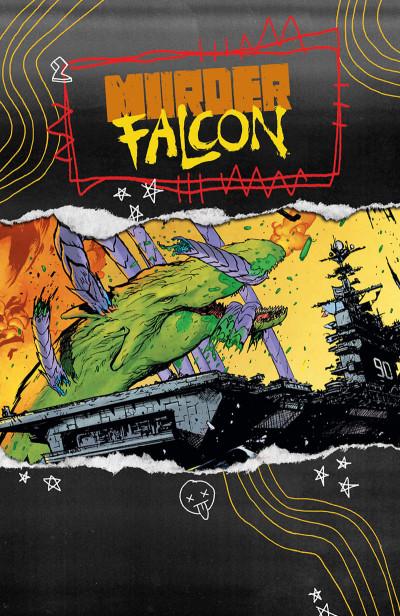 Page 2 Murder falcon