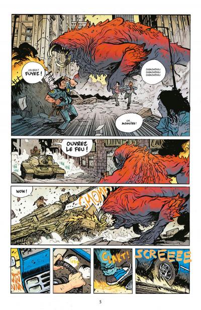 Page 5 Murder falcon