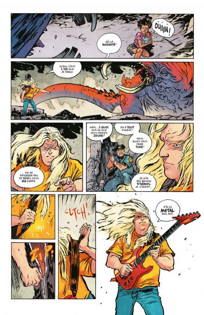 Page 7 Murder falcon